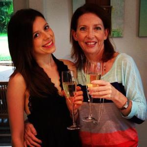 me and mumma