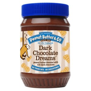 See, it's a legit thing, this PB & choc business! Ordered this from iHerb... :)