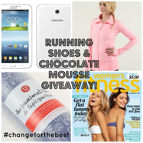 fitness first giveaway