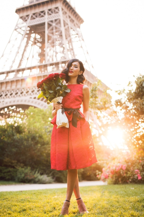 In love with this photo by Gary Pepper Girl: one of my fave fashion bloggers!