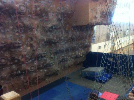 usyd climbing gym